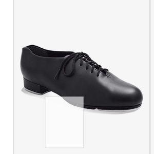 Capezio Leather Tap shoe.